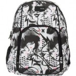 Hurley Stencil Skateboard Backpack