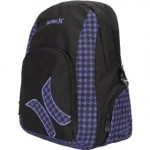 Hurley Houndstooth Skateboard Backpack