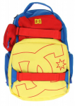 DC Pratt Skateboard Backpack