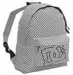 DC Topp Dogg Skateboard Backpack