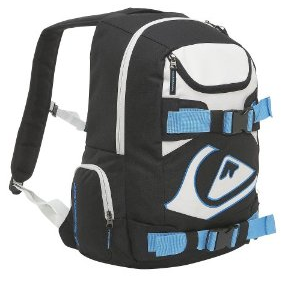 Quicksilver derelict skateboard backpack