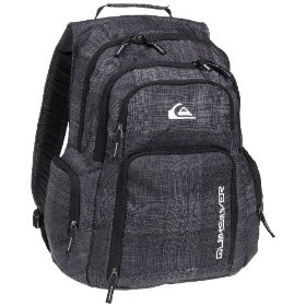 Quiksilver 1969 Skate Backpack Black