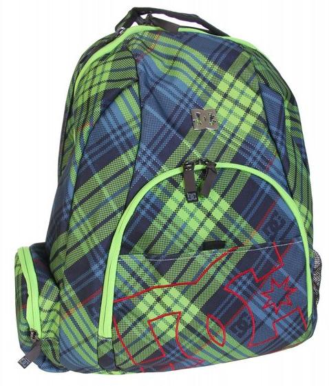 DC Vartar Skateboard Backpack