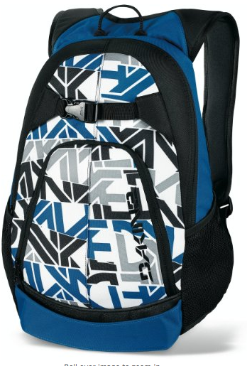 Dakine Piviot Skateboard Backpack