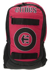 Etnies Rucker Red Skateboard Backpack