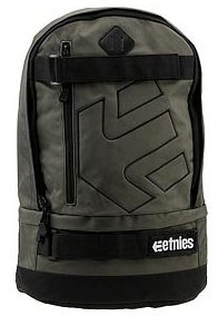 Etnies Transport Backpack gray and black