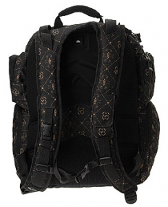 Quiksilver Graduate Backpack Back