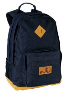 Enjoi Simple Pleasures Black Skate Backpack