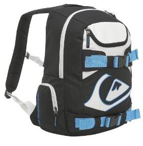 Quicksilver derelict skateboard backpack